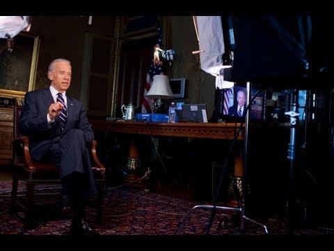 Biden on the American Auto Comeback
