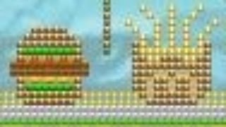 FAST FOOD PARK (Comments ON) by ★OKIdooKY★ 一SUPER MARIO MAKER一 No Commentary