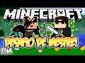 A GRANDE QUEEEDA! - DESAFIO DE MESTRE! - Minecraft (FIM)