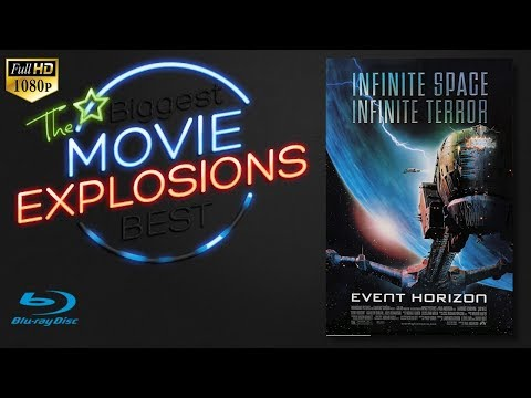 The Best Movie Explosions: Event Horizon (1997) Blowing Up The Event Horizon [HD]