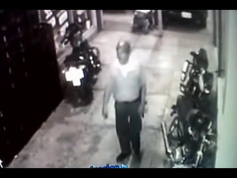 Cámaras seguridad captan balacera en un billar