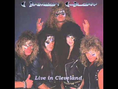Crimson Glory - Lonely (Live in Cleveland)