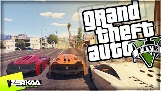 "GTA 5 Funny Moments | ""THE SWEATIEST RACE EVER"" 