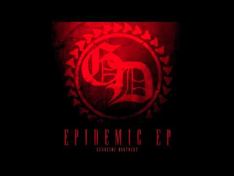 GENOCIDE DISTRICT- AMERICAN NIGHTMARE (NEW SONG 2012!!) W/ LYRICS