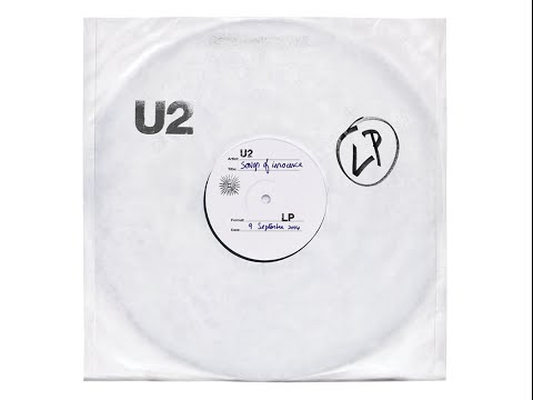 U2 - Songs Of Innocence [FULL ALBUM] [HD with all LYRICS]