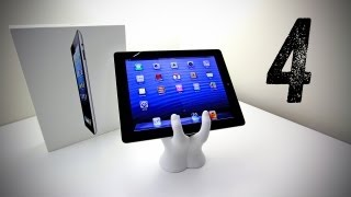 iPad 4th Generation Unboxing (iPad 4 / 4G Unboxing 2012)