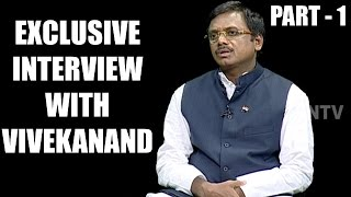 Exclusive Interview With Vivekanand Point Blank