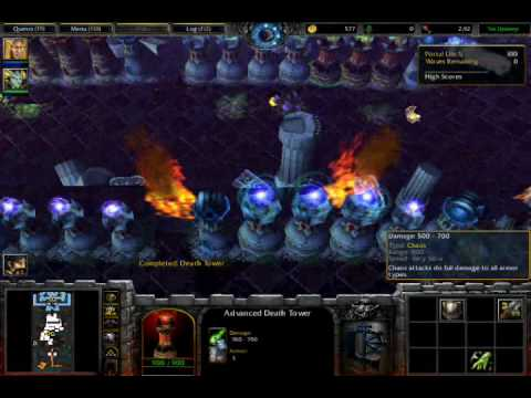 Let's Play Warcraft III: The Frozen Throne 039 - Don't Forget the Coins