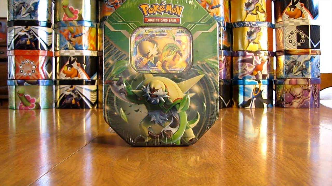 Pokemon Chesnau... Pokemon Chesnaught Card