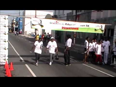 Grace Education Run 2012 - Finish Part 5