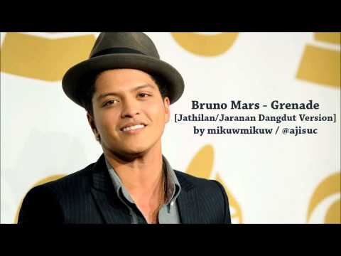Bruno Mars - Grenade [jathilan-jaranan Dangdut Version] video