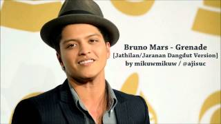 Download Lagu Bruno Mars - Grenade [Jathilan-Jaranan Dangdut Version by @ajisuc] Gratis STAFABAND