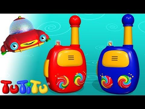 TuTiTu Toys | Walkie Talkie