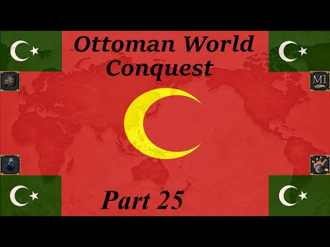 EU4 Ottoman World Conquest part 25. The Arabian Peninsula is ours!