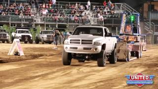 Truck Pull - Ogden Utah 2013 - United Pullers (without distances)