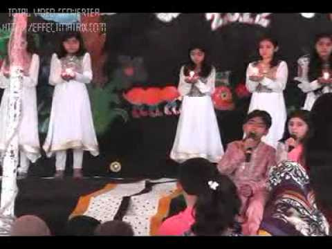 Khudi Ka Sir-e-nihan By Danyal At The Educators Hfd. Campus 2011-12 video