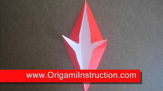 How To Fold Origami Fish Base - Origamiinstruction.com