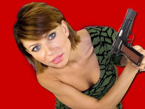 Hot Sexy Russian Spy - The REAL Anna Chapman Video