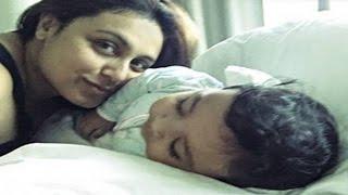 Rani Mukherjee shares daughter ADIRA's FIRST PHOTO