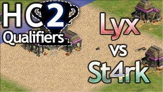 Hidden Cup 2 Qualifiers   St4rk vs Lyx!