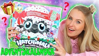 HATCHIMAL ADVENTSKALENDER KOMPLETT AUSPACKEN 😍💥