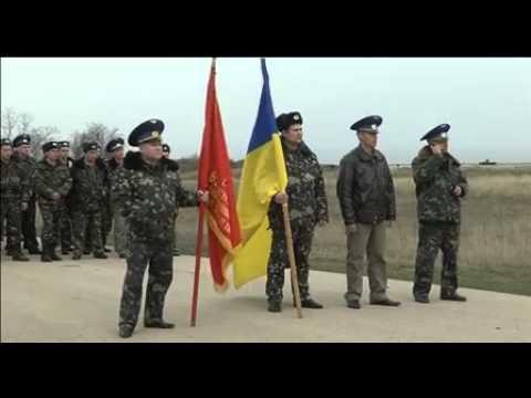 Ukrainian, Russian ministers meet for first time since Crimea standoff