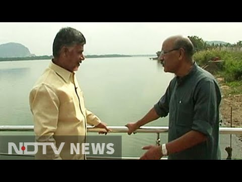 Walk the Talk with Chandrababu Naidu