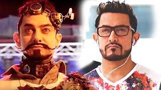 Aamir Khan's New Look For Next Film Secret Superstar LEAKED