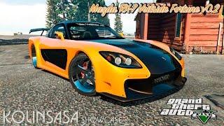 GTA 5 Mazda RX-7 Veilside Fortune v0.2
