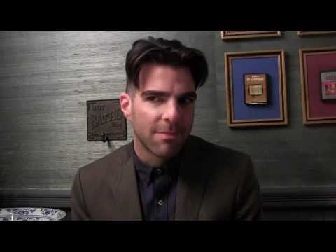 Tumblr Q&A with Zachary Quinto (Late Night with Jimmy Fallon)