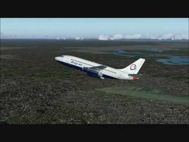 Bhoja Air Crash Investigation