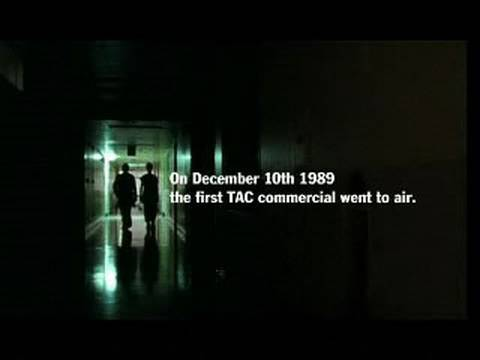 TAC 20 Year Anniversary TV ad montage 'Everybody Hurts'