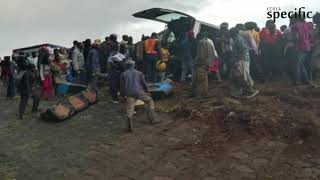 9 killed in grisly accident on Kericho-Nakuru road | Kenya news today
