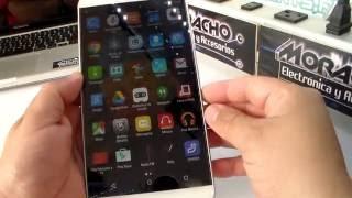 Hard Reset Tablet Lenovo PV1-750M. Modo de fábrica