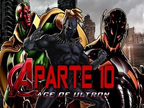 Loquendo - Avances De Avengers 2 Age Of Ultron Parte 10