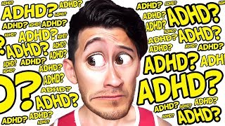 I Take an ADHD Test