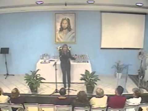 Palestra- Grupo Espírita Esperança - Claudia Saegusa- 03 de Julho de 2013