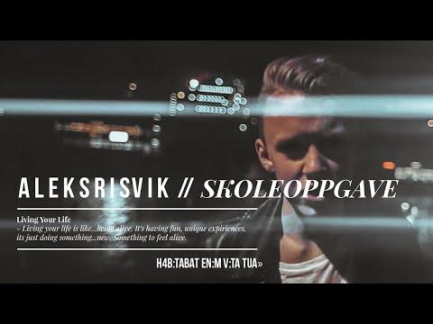 Helge Toft - Haugesund Sove (skoleoppgave)