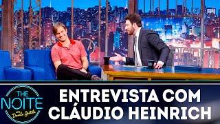 Entrevista com Cláudio Heinrich | The Noite (29/03/19)