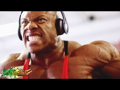 Bodybuilding - It's Not Over Until I Win (by Zhasni) video