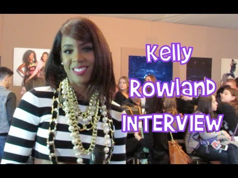 Kelly Rowland Chats Jeff Gutt & Dances With Demi Lovato