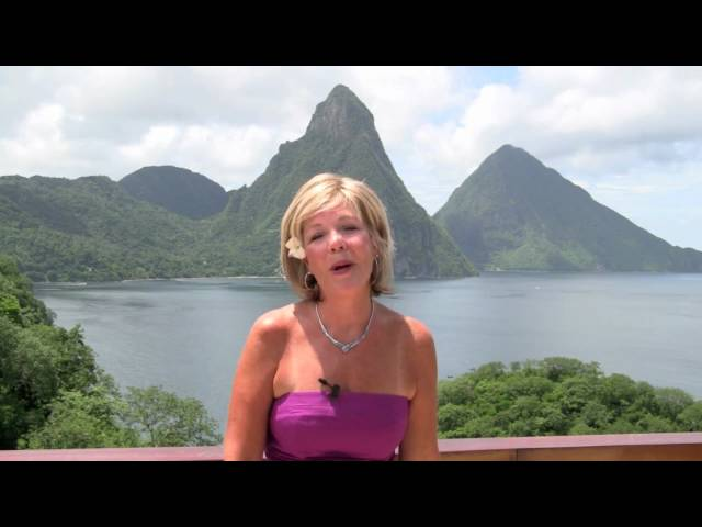 The Jade Mountain Anse Chastanet Resort, St Lucia, Caribbean Islands