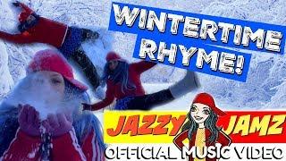 WINTERTIME RHYME - JAZZY JAMZ - KIDS MUSIC VIDEO