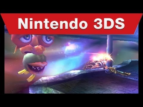 Nintendo 3DS – Kid Icarus: Uprising Hades Trailer