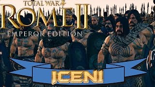 Total War: Rome 2 Emperor Edition Imperator Augustus Iceni Campaign