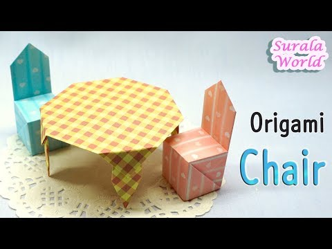 Chair) (How To Fold