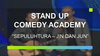 Sepuluhtura - Jin dan Jun (Stand Up Comedy Academy)