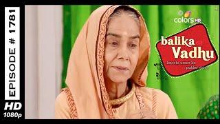 Balika Vadhu - ?????? ??? - 2nd January 2015 - Full Episode (HD)