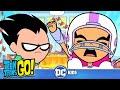 Teen Titans Go!   Family & Thanksgiving   DC Kids
