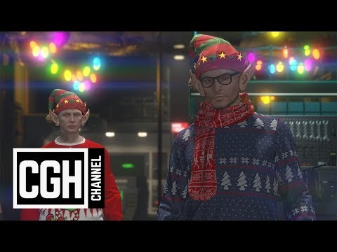 GTA Online Update: Festive Surprise 2017